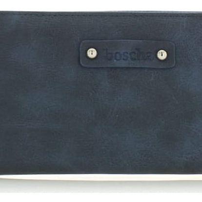 Tmavě modrá peněženka Boscha BO1052