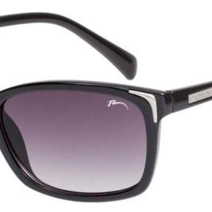 Sluneční brýle Relax Caesarea R0302C černá Uni