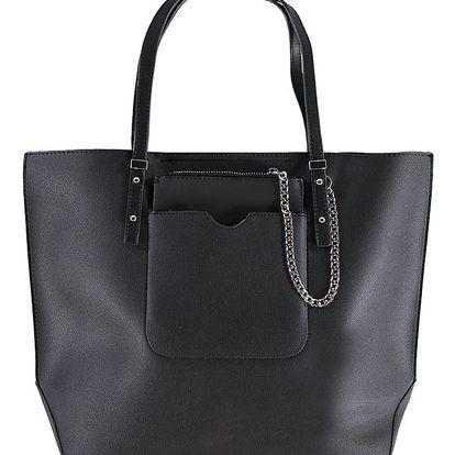 Černá kabelka Despacia