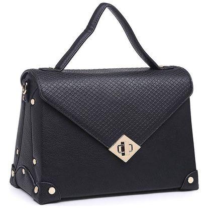 Černá kabelka Lucila