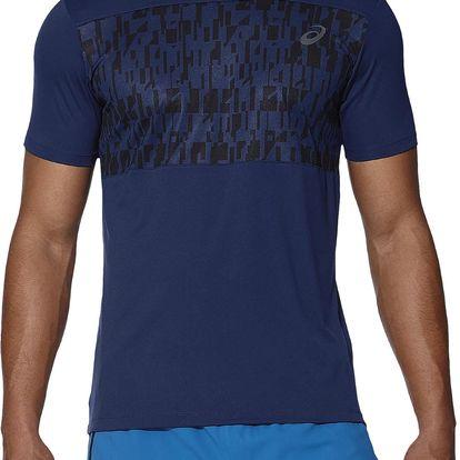 Pánské sportovní tričko Asics GPX Poly Mesh Top L