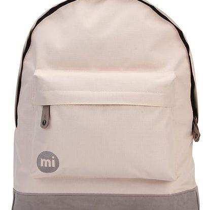 Světle růžový batoh Mi-Pac Classic
