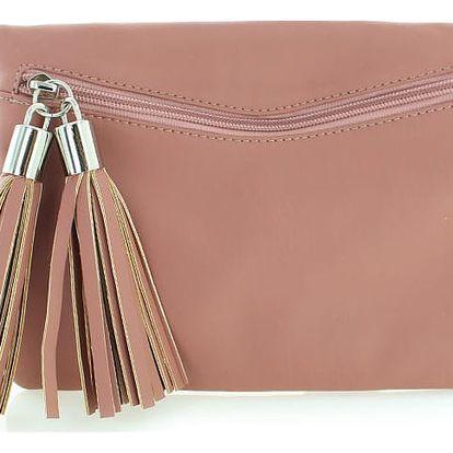 Růžová kabelka Boscha BO1072