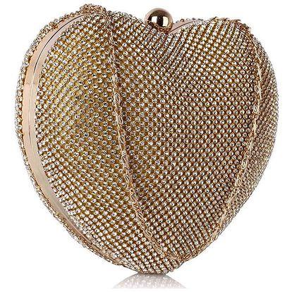 Zlatá kabelka Rubin