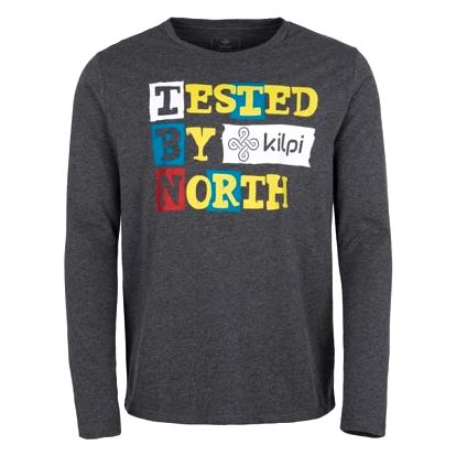 Pánské tričko KILPI TESTED-M Melange XL