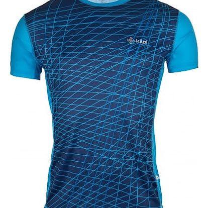 Pánské technické tričko KILPI RAINBOW-M Modrá XL