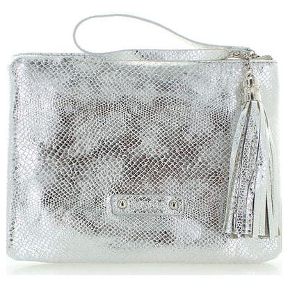 Stříbrná kabelka Boscha BO1097