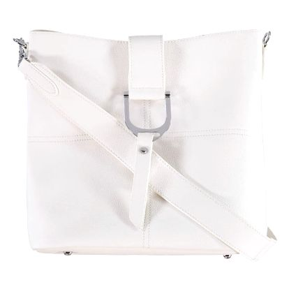 Bílá kabelka Tharia