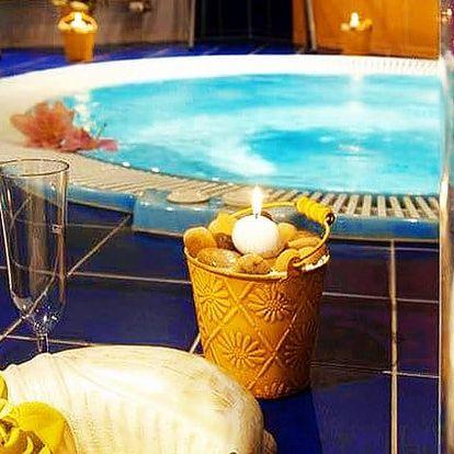 3–6denní last minute wellness pobyt v hotelu Iris*** u Mikulova pro 2 osoby
