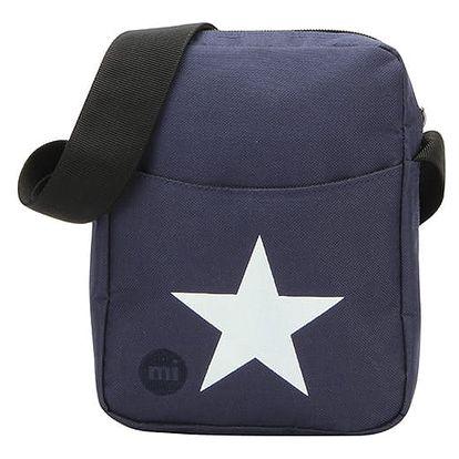 Tmavě modrá taška Mi-Pac Flight Bag Classic