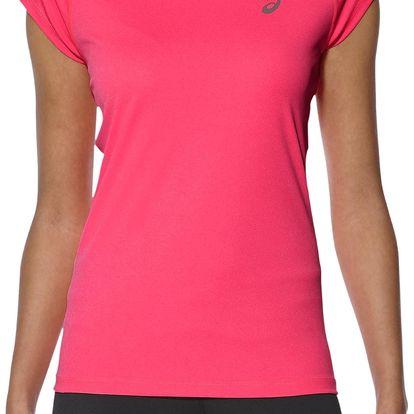 Dámské běžecké tričko Asics Capsleeve Top L
