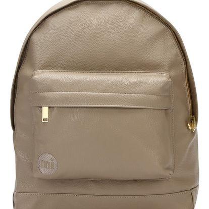 Béžový batoh Mi-Pac Tumbled