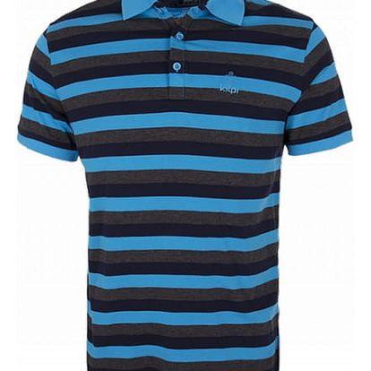 Pánské polo tričko KILPI ERCOLADO šedá s