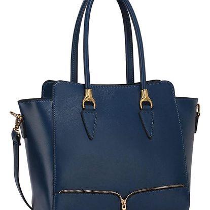 Tmavě modrá kabelka Loyds