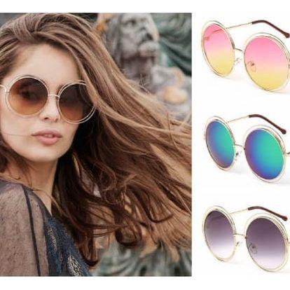 Velké dámské sluneční brýle Lady Cool