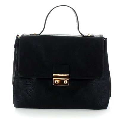 Černá kabelka Jurin