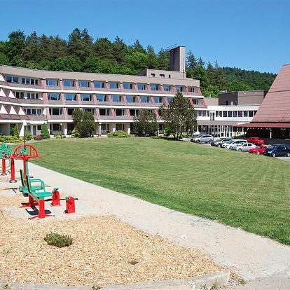 ACTIVITYPARK HOTEL VŠEMINA - Všemina, Česká republika, Morava, 4 dní, Vlastní, Polopenze, Alespoň 3 ★★★, sleva 0 %