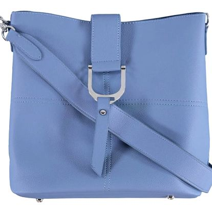 Modrá kabelka Tharia