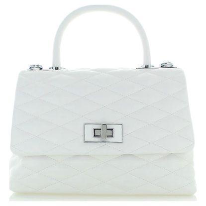 Bílá kabelka Felicia Mia