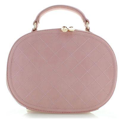 Růžová kabelka Mathilde
