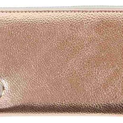 Bronzová peněženka Mi-Pac Metallic