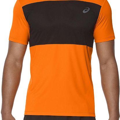 Pánské sportovní tričko Asics Poly Mesh Top XXL