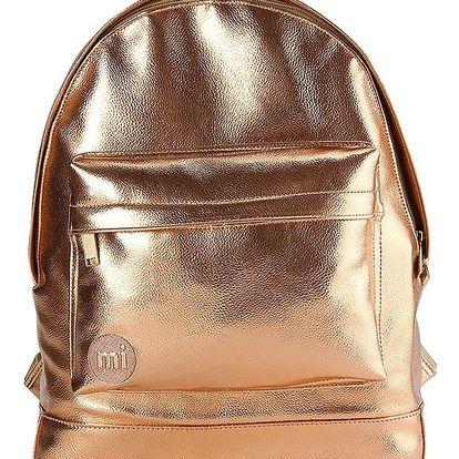 Bronzový batoh Mi-Pac Metallic
