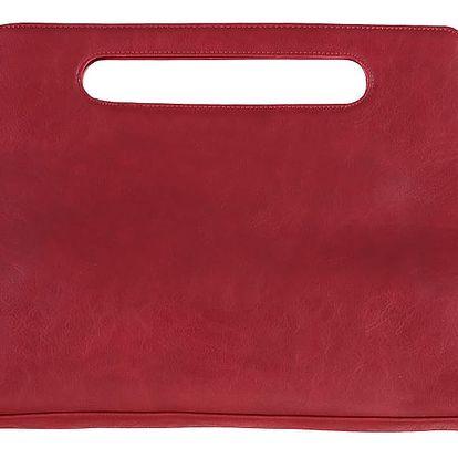 Červená kabelka Boscha BO1078