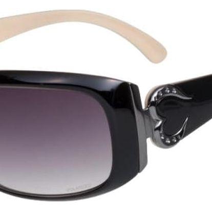 Sluneční brýle Relax Carmen R0265D černá Uni