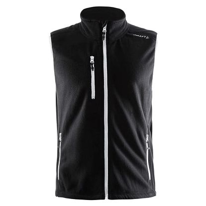 Craft Vesta Fleece černá L