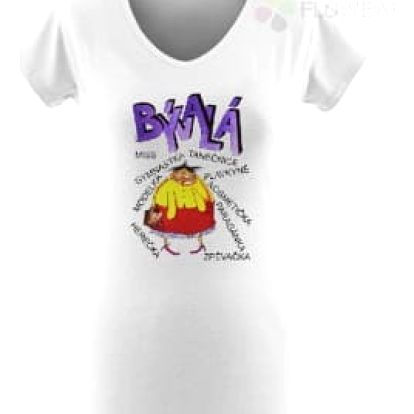 Tričko dámské - Bývalá... - XXL