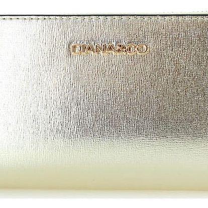 Zlatá peněženka Shiny