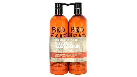 Tigi Bed Head Colour Goddess šampon dárková sada W - šampon 750 ml + kondicionér 750 ml
