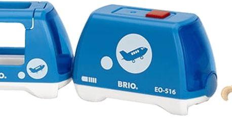 BRIO Elektrický vláček s panáčkem