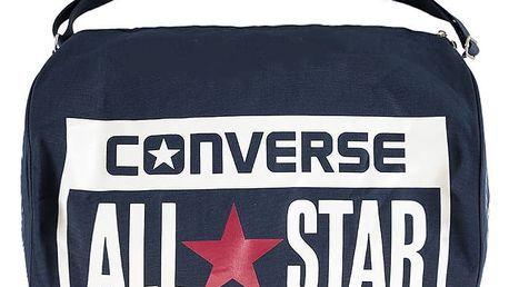 Tmavě modrá sportovní taška Converse Legacy Barrel Duffel