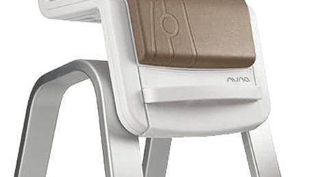 NUNA Jídelní židlička Nu Zaaz – Almond