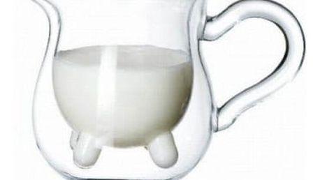 Luxusní konvička na mléko