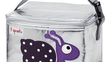 3 SPROUTS Svačinový box Snail