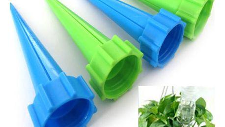 Zahradní příslušenství - plastový zavlažovací kolík, 4 kusy