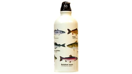 Lahev na vodu Gift Republic Multi Fish