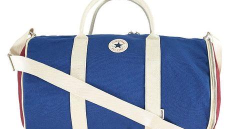 Modrá sportovní taška Converse Chuck Duffel