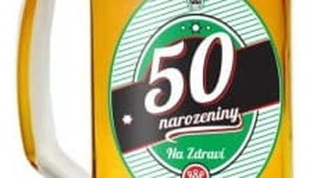 Půllitr - 50. narozeniny