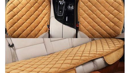 Sada sedáků do auta 2+1 Elegant Car