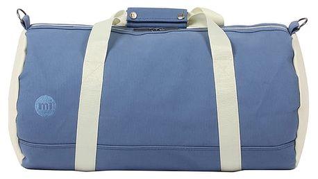 Světlemodrá športová taška Mi-Pac Duffel Canvas