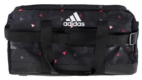 Černá sportovní taška ADIDAS 3-Stripes Essentials Team Bag