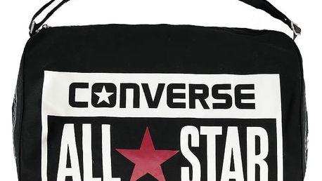Černá sportovní taška Converse Legacy Barrel Duffel