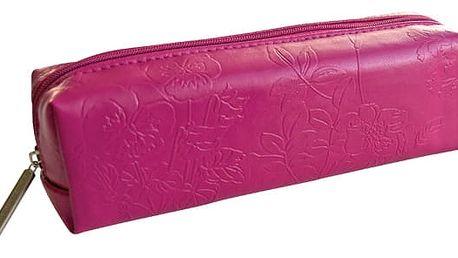 Penál s reliéfním povrchem Laura Ashley Parma Violets by Portico Designs