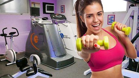 Permanentka až na 6 měsíců do posilovny či solária v studiu Ladies Fitness v Praze