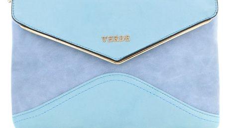 Světle modrá kabelka Celeste