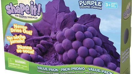WABAFUN Shape it! písek 2,3 kg – fialový